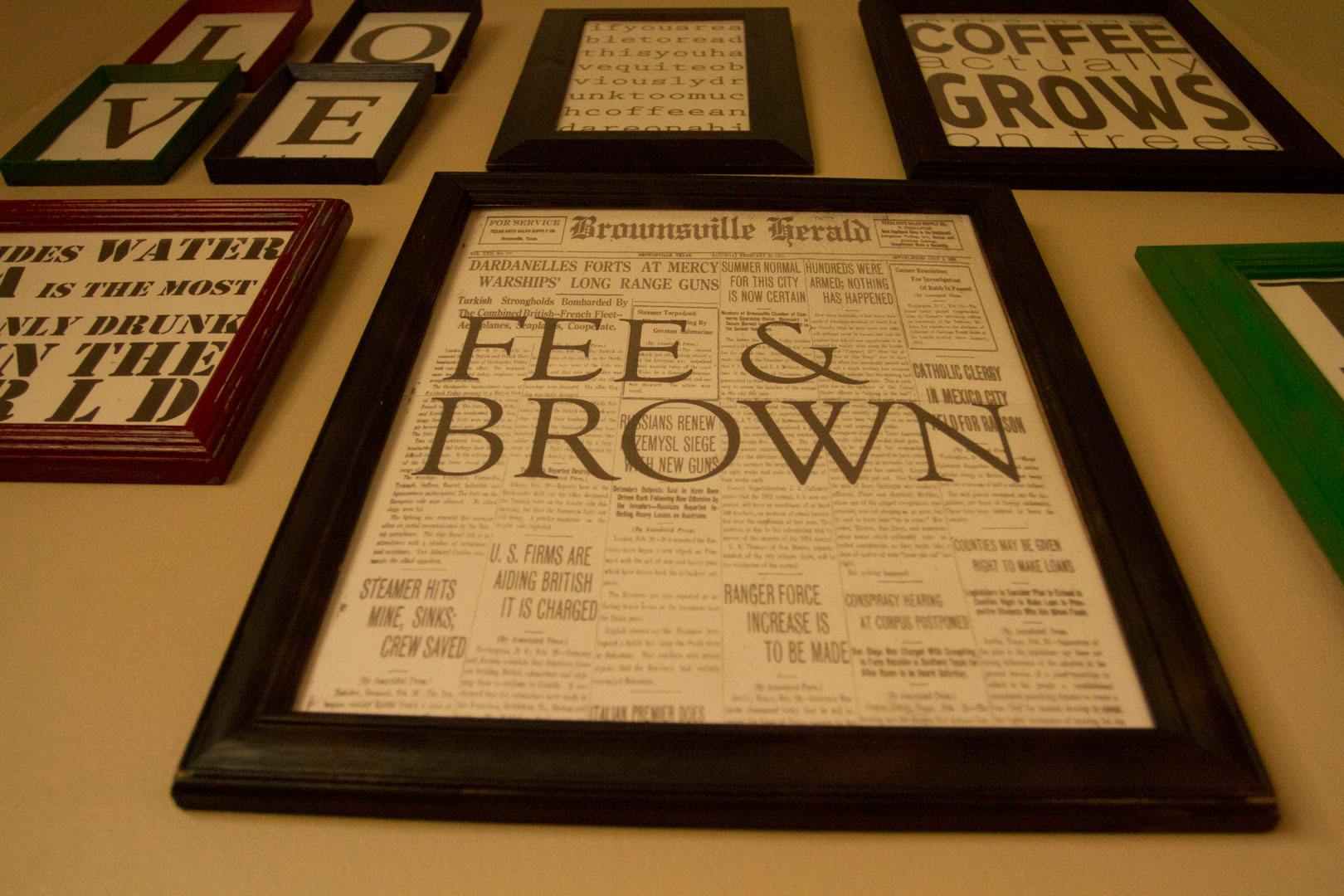 Fee & Brown